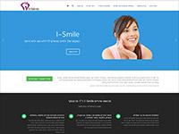 אתר חדש ברשת - מרפאת איי-סמייל